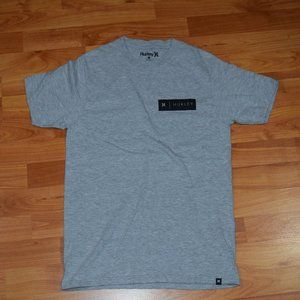 HURLEY Men's Sz S Gray T-SHIRT